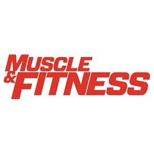 Muscle&Fitness Logo