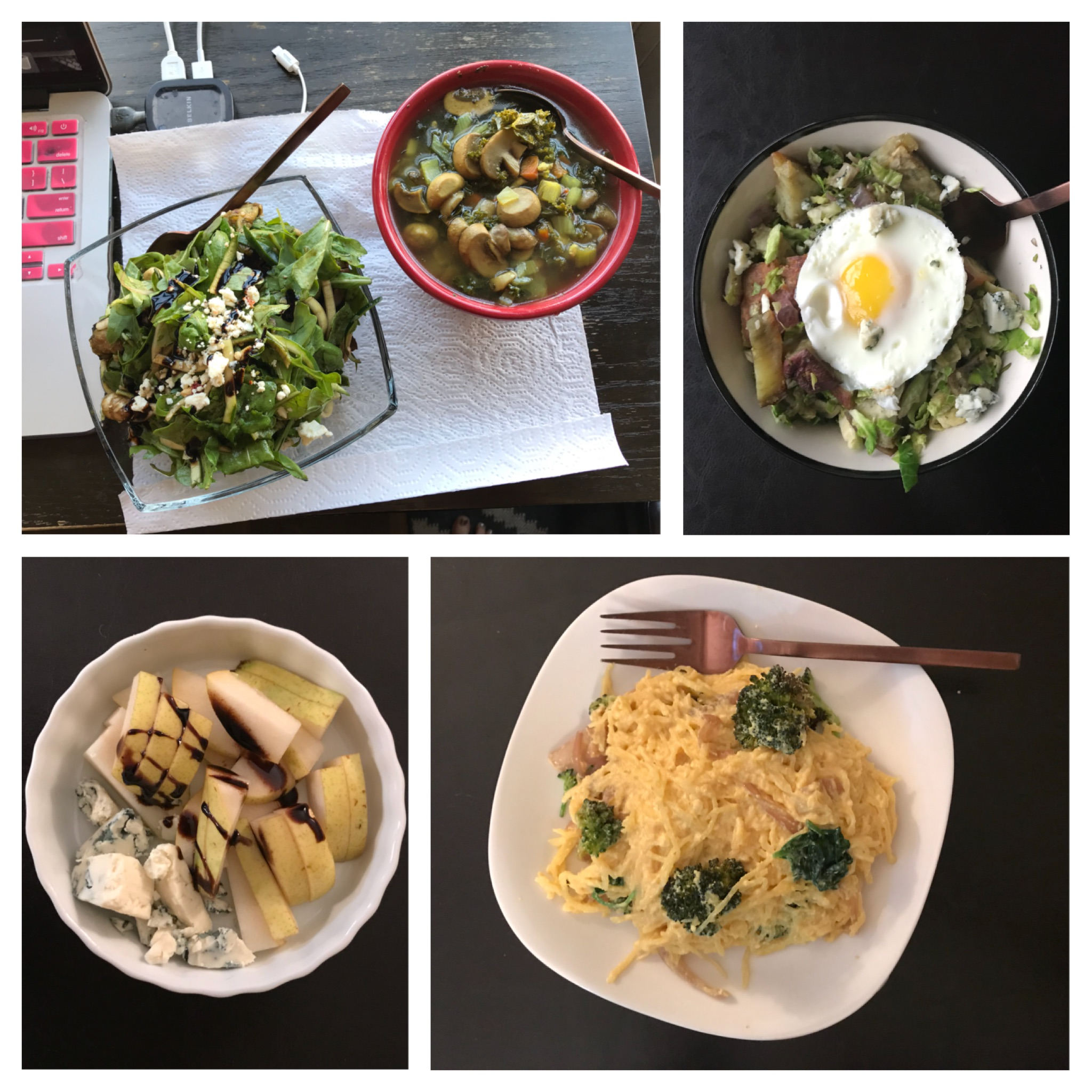 What I Ate Wednesday #343: Recharging