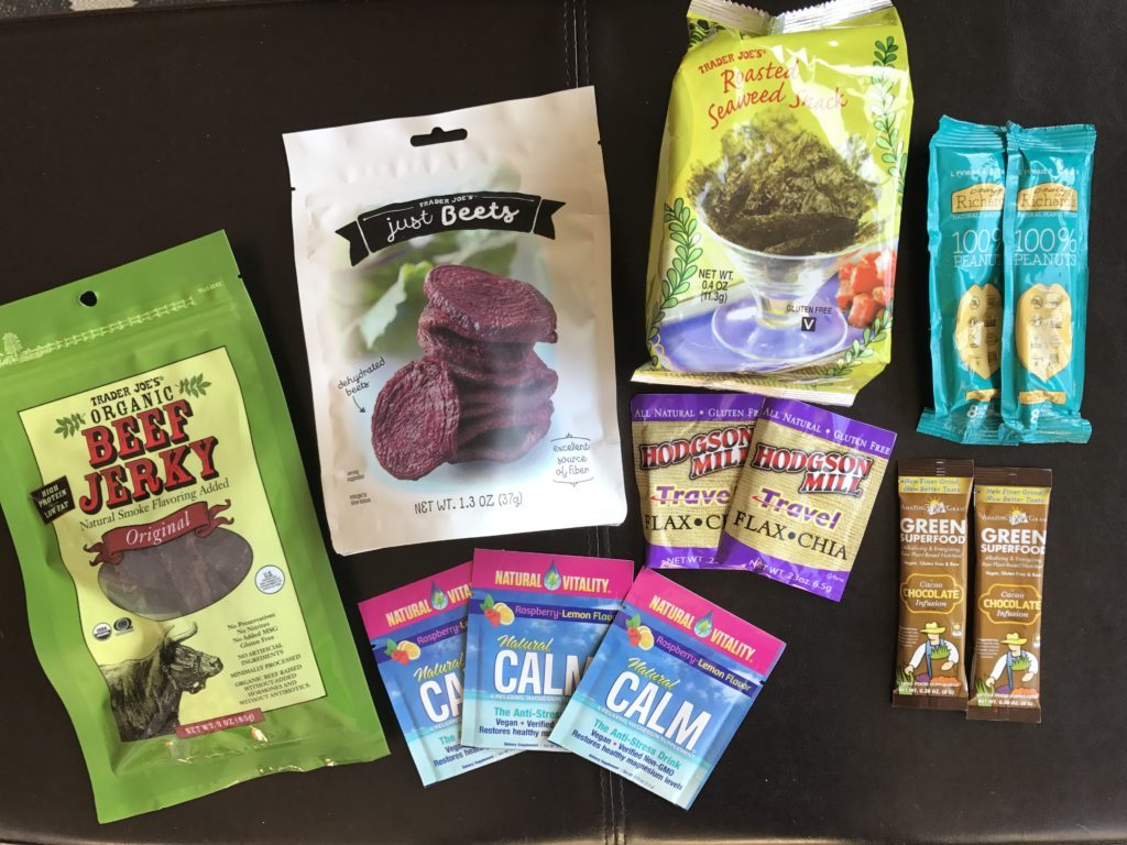 Healthy Holiday Travel Essentials