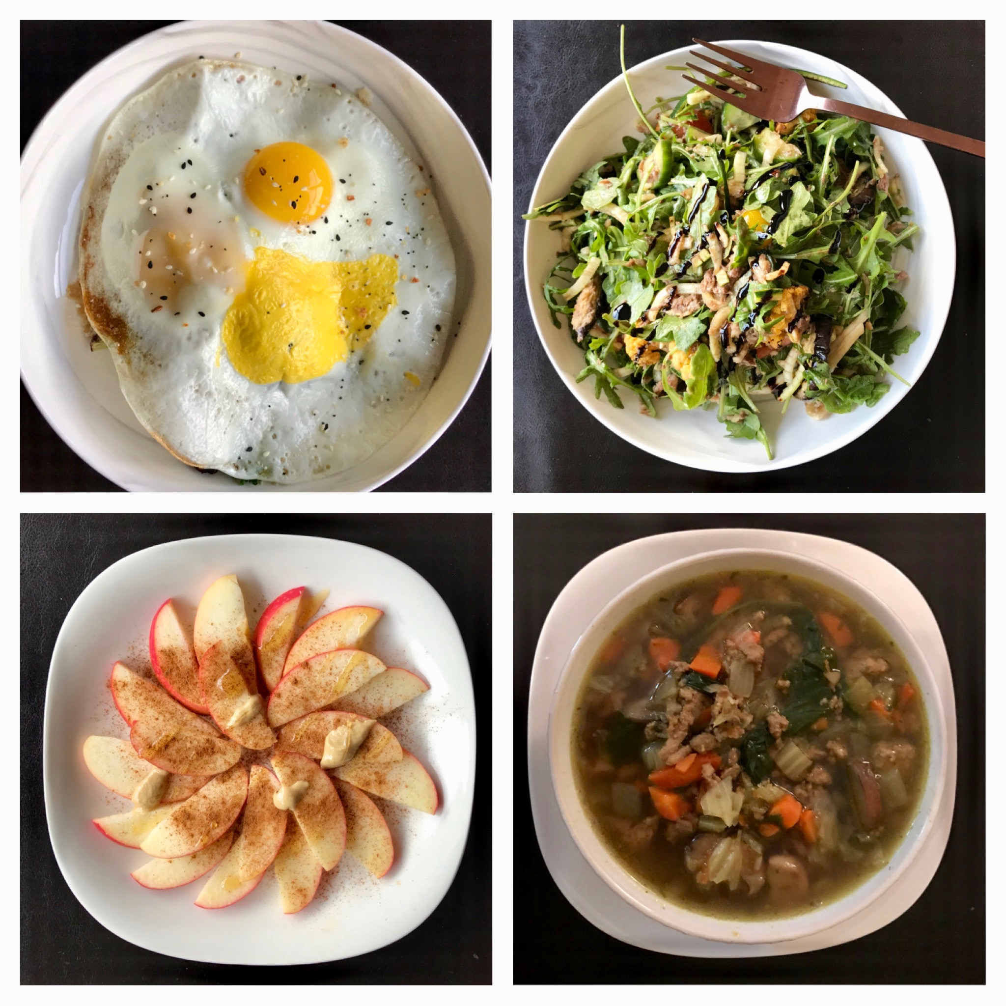 What I Ate Wednesday #350: Recharge Day