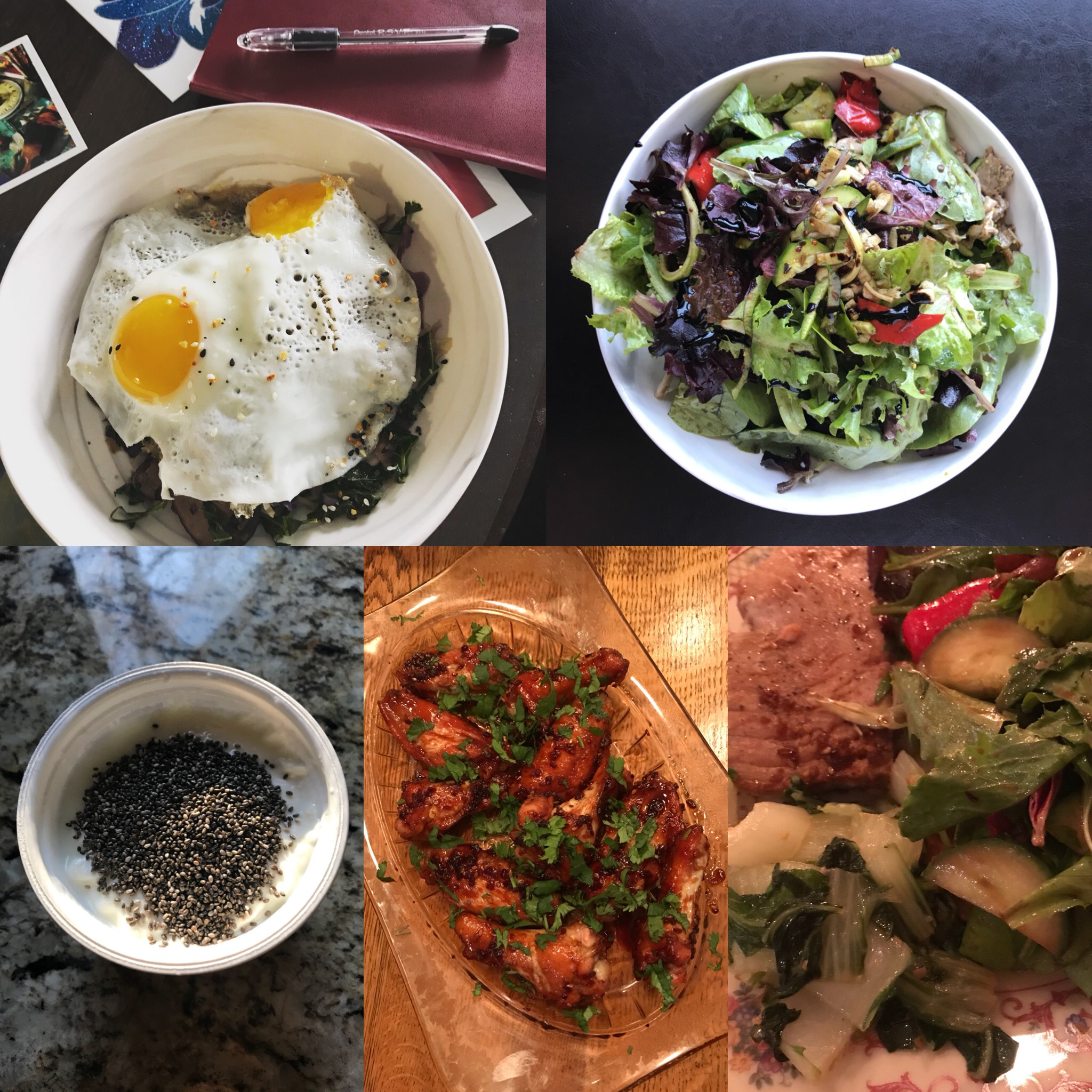 What I Ate Wednesday #354: Winter Weekend
