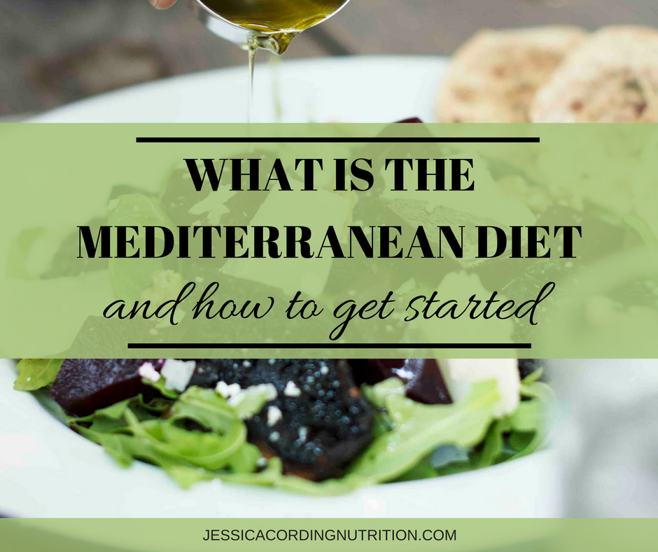 Curious About The Mediterranean Diet? Here's How To Get Started