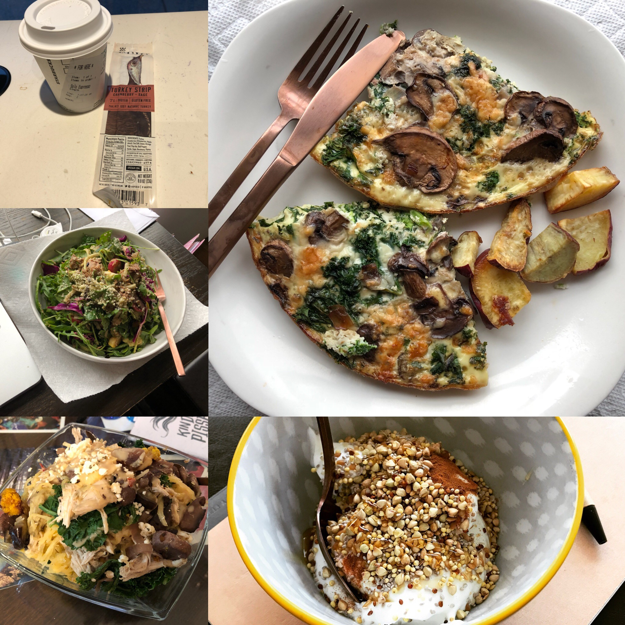 What I Ate Wednesday #360- Being Flexible