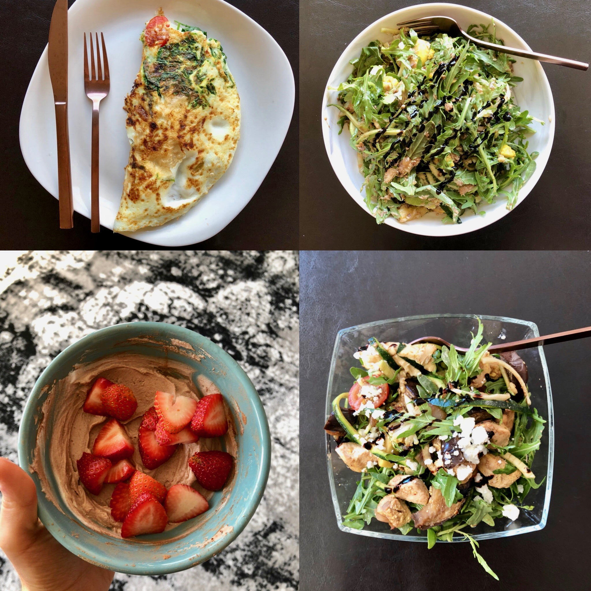 What I Ate Wednesday #371: On flexibility (and an actual Wednesday)