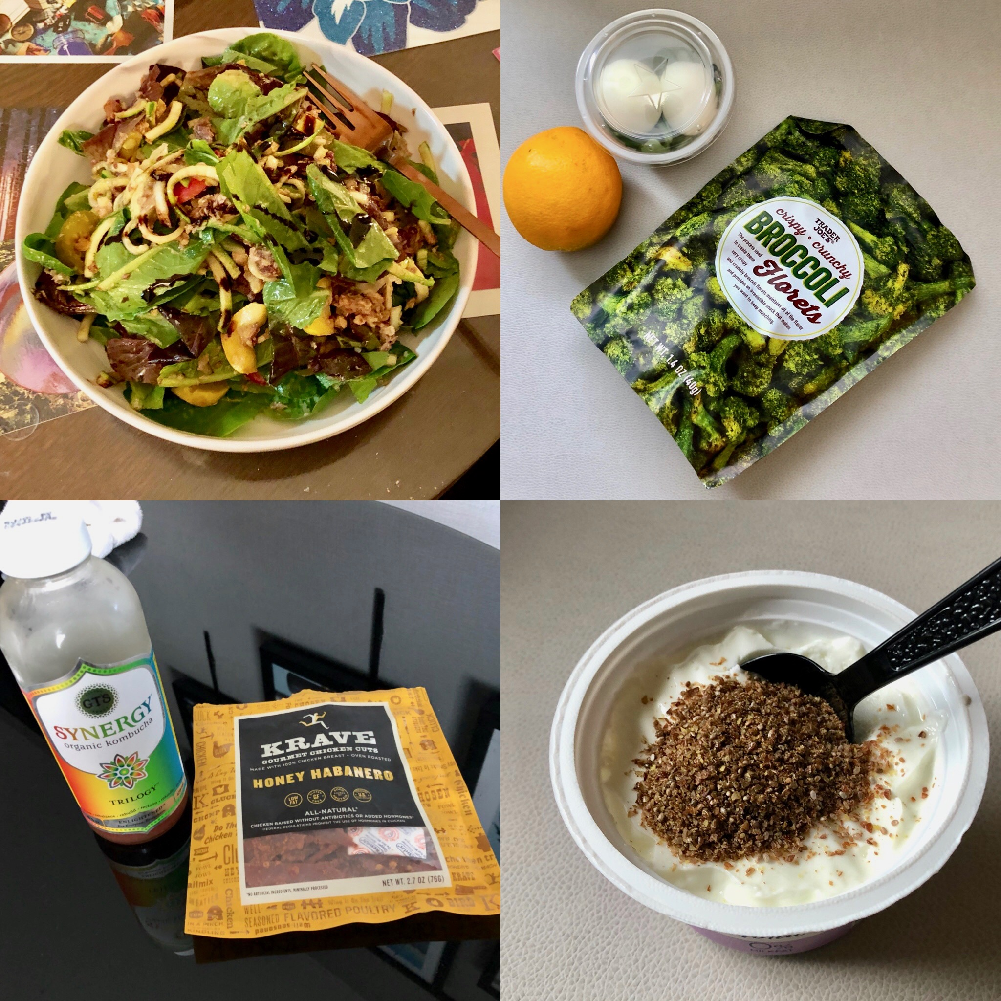 What I Ate Wednesday #375: Return-Trip Day