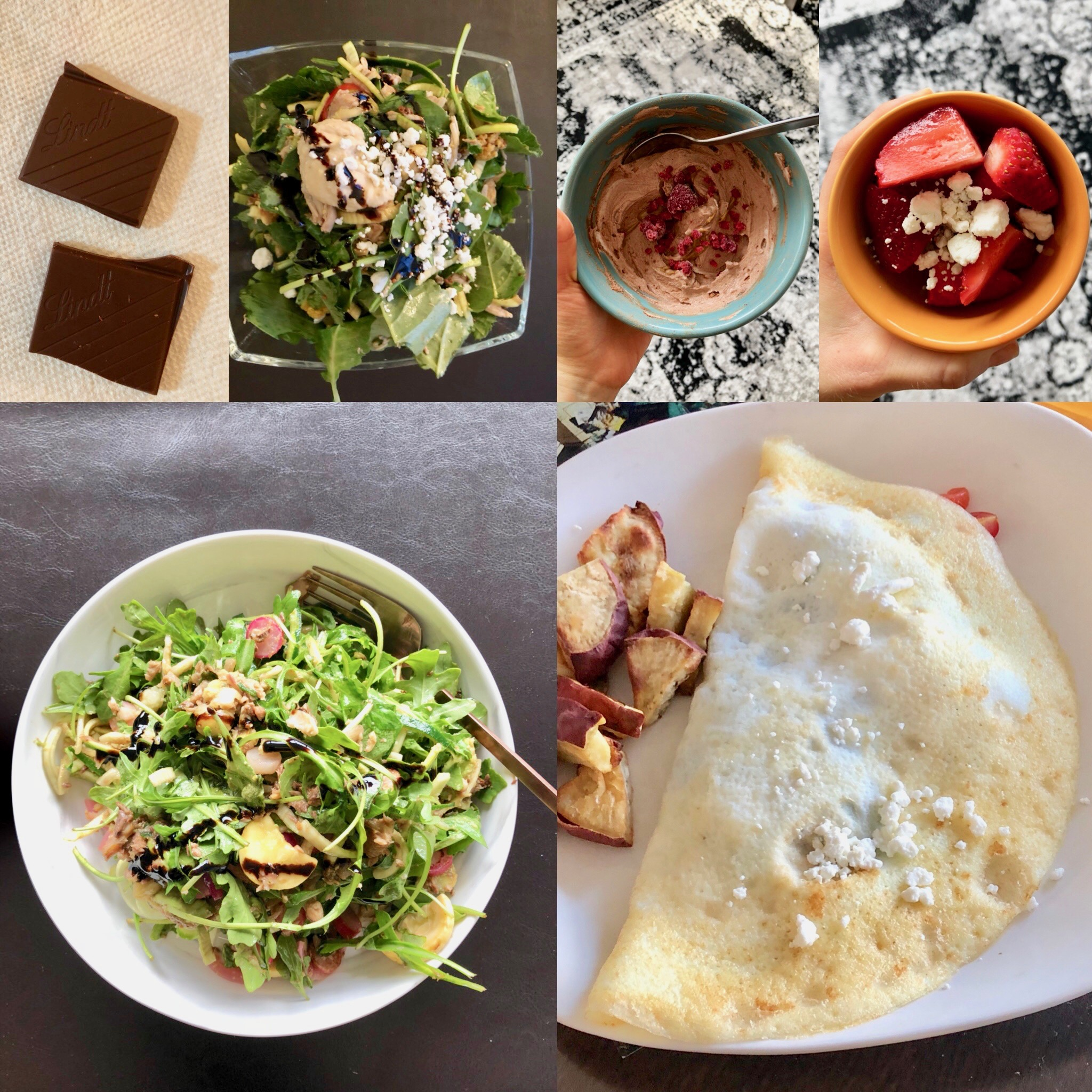 What I Ate Wednesdat #377: Friday Fuel