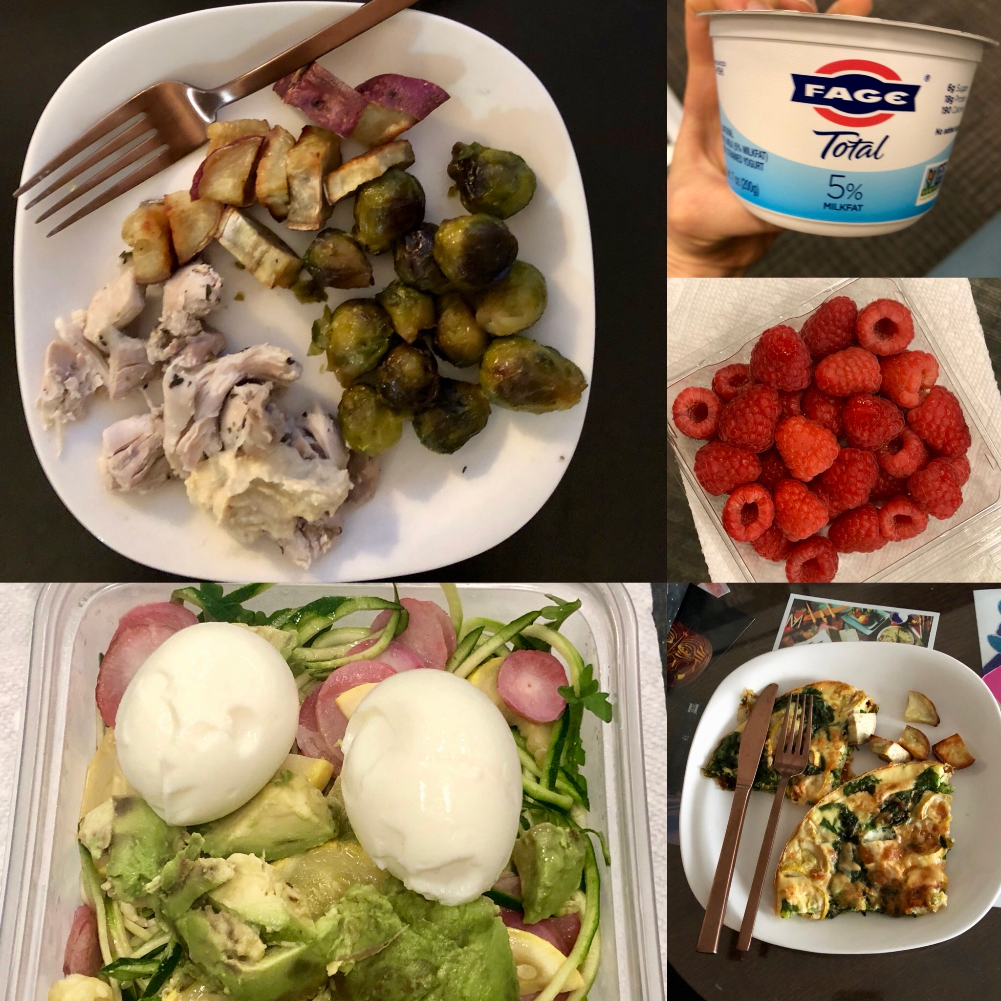 What I Ate Wednesday #383: Corporate Wellness Day