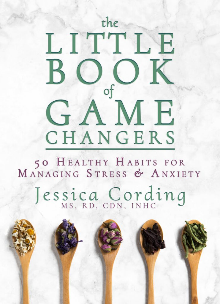 Jessica Cording Nutrition HiResGameChangersBookCover 741x1024 - The Little Book Of Game Changers Is Here!